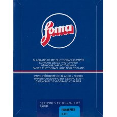 Foma Fomaspeed C311, Hard (Gd 4) Glossy,  9.5 x 12, Pack 25