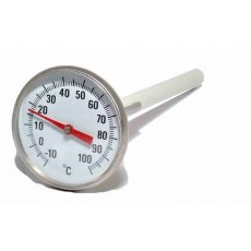 Kood Thermometer, Dial with 5 inch probe & clip