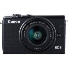 Canon EOS M100 CS Camera with EF-M 15-45mm IS Lens, Wi-Fi & Bluetooth