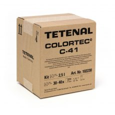 Tetenal Colortec C-41 Rapid Negative Kit, 2.5 litres