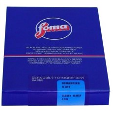 Foma Fomaspeed C311, Hard (Gd 4) Glossy, 4 x 6, Pack 100