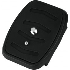 Hama 4154 Quick Release Plate for Star, 61, 62 or 63 Tripod