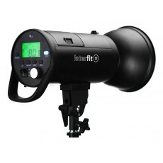 Interfit S1 Flash c/w Nikon TTL-N Remote