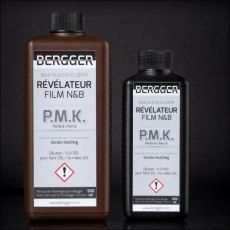 Bergger PMK Film Developer, A & B 500ml plus 250ml