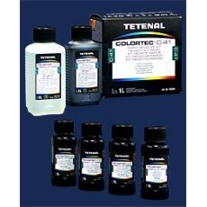 Tetenal Colortec C-41 Rapid Negative Kit, 1 litre
