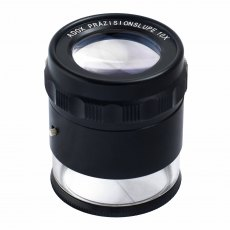 Adox Film Magnifier 10x Precsion Illuminated Loupe