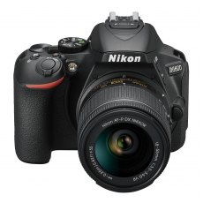 Nikon D5600 Digital SLR Camera incl AF-P DX 18-55mm VR lens