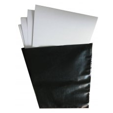 Firstcall Black Photographic Bags, for 12 x 16 Paper, Pack 20