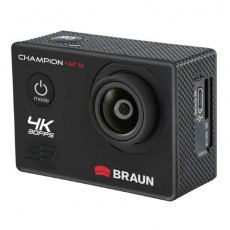 Braun Champion 4K Action III Camera