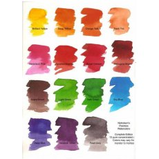 Peerless Water Color Complete Edition Book - Dry Book