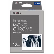 Fujifilm Instax Wide Monochrome WW1 ISO 800, 10 sheets