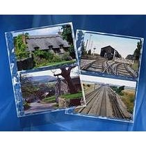 Clearfile 37B Print Pages 5x7in Archival Plus Pack of 25