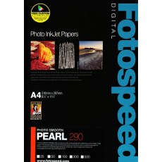 Fotospeed Photo Smooth Pearl 290gsm, A4, 100 Sheets