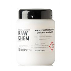 Bellini Citric Acid, 1H20, 500 grams