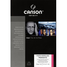Canson Infinity Photo Lustre Premium RC 310, A3+, Pack of 25