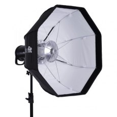 Interfit Foldable Softbox & Beauty Dish with Grid 100cm