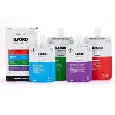 Ilford Simplicity Film Developing Chemical Kit