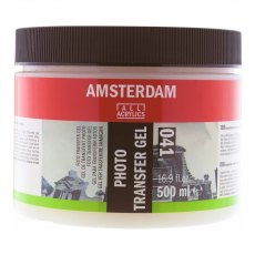 Amsterdam  PhotoTransfer Gel, 500ml