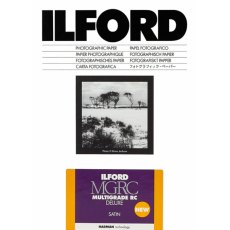 Ilford Multigrade RC Deluxe, Satin, 16 x 20in, Pack of 50