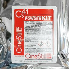 CineStill Cs41 Color Simplified Powder Processing Kit