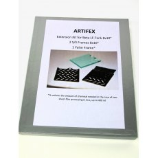 Firstcall Artifex Sheet Film Developing Tank, 8 x 10-inch, Extension Kit