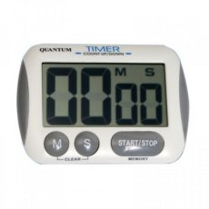 Firstcall Clock Timer, Jumbo Display