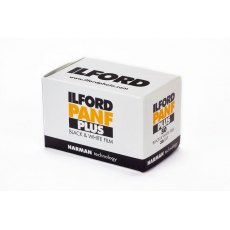 Ilford PanF Plus 135-36, ISO 50