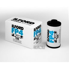 Ilford FP4 Plus 135-36, ISO 125