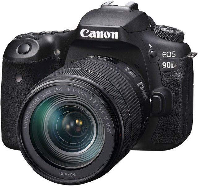 Canon Canon EOS 90D Digital SLR Camera c/w 18-135 IS USM lens