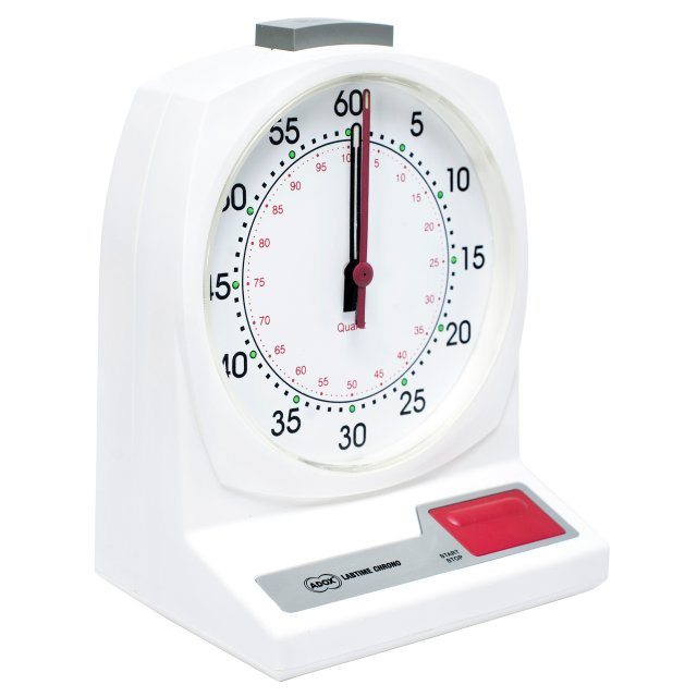 Adox Adox Clock Timer, Large Display with Luminous Dials