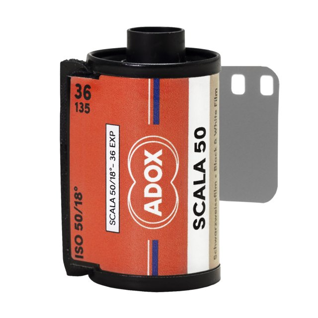 Adox Adox Scala 50 135-36, ISO 50