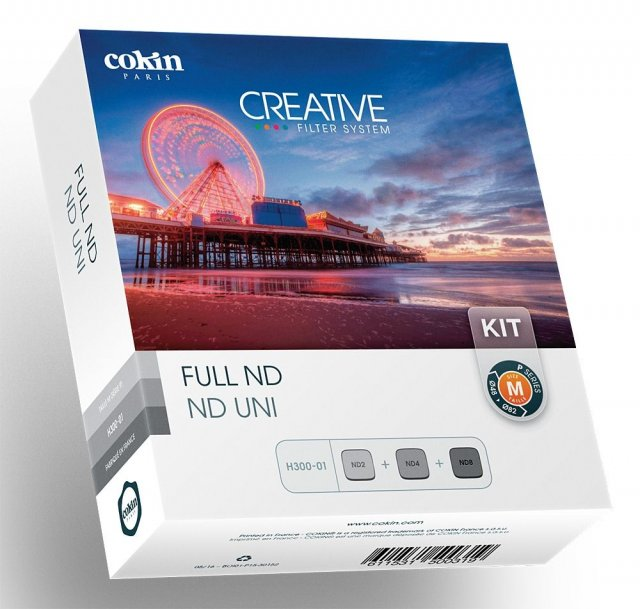 Cokin Cokin P Series  Full Neutral Density Kit (H300-01)