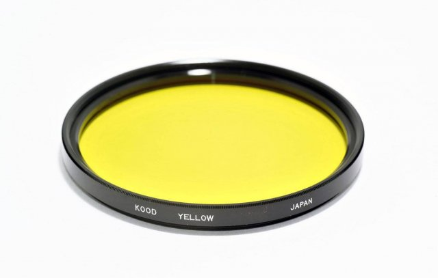 Kood Kood 58mm Yellow 2x