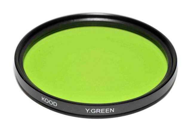 Kood Kood 58mm Green 2x Multi Coated