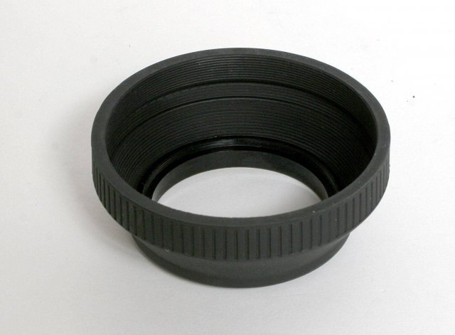 Firstcall Firstcall Rubber Lens Hood 62mm