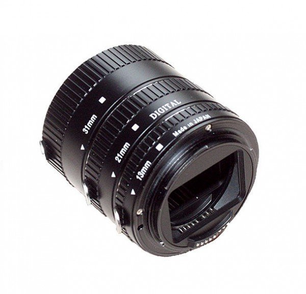 Firstcall Firstcall Extension Tube Set DG Pentax Set of 3