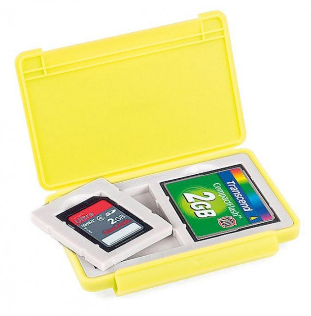 Kaiser Kaiser Memory Card Case (6496), for SD or CF
