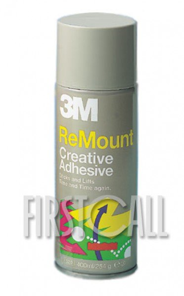 Scotch Scotch Remount Spray, 400ml