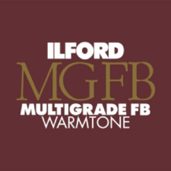 Ilford Ilford Multigrade FB Warmtone Glossy 12 x 16in, Pack of 50