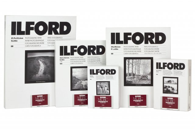 Ilford Ilford Multigrade RC Portfolio Pearl 8 x 10in, 100 Sheets