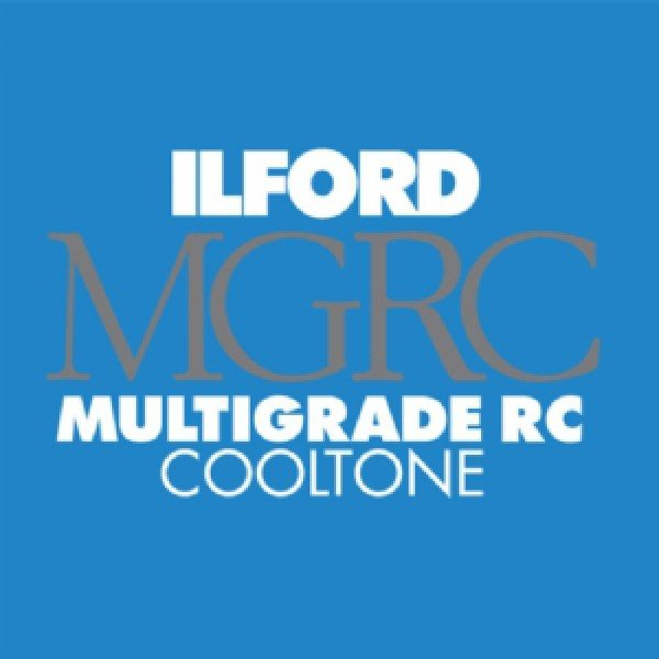 Ilford Ilford Multigrade Cooltone RC Glossy 8 x 10in, Pack of 100