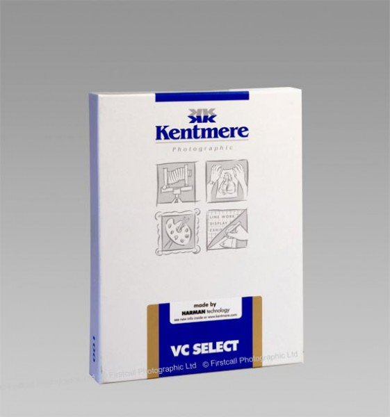 Kentmere Kentmere VC Select Fine Lustre, 5 x 7in, Pack of 100