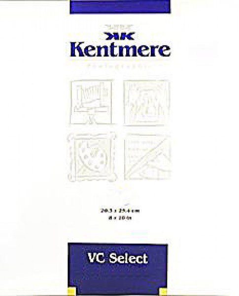 Kentmere Kentmere VC Select Fine Lustre, 9.5 x 12in, Pack of 50