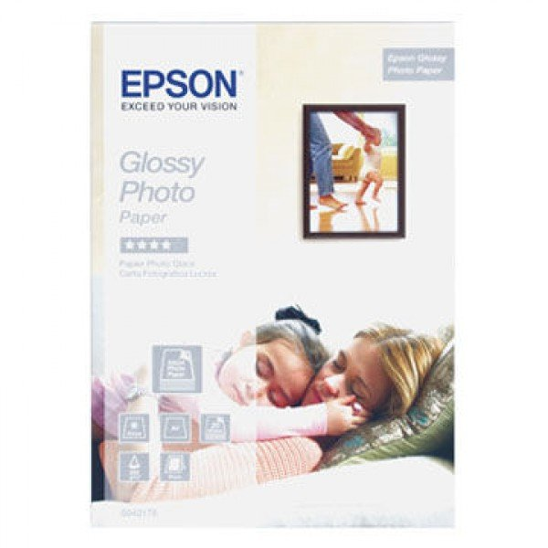 Epson Epson SO42538, Photo Glossy Paper, A4, Pack of 20