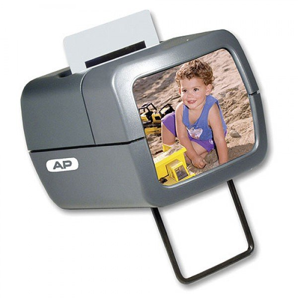 AP AP Slide Viewer 35mm, Battery