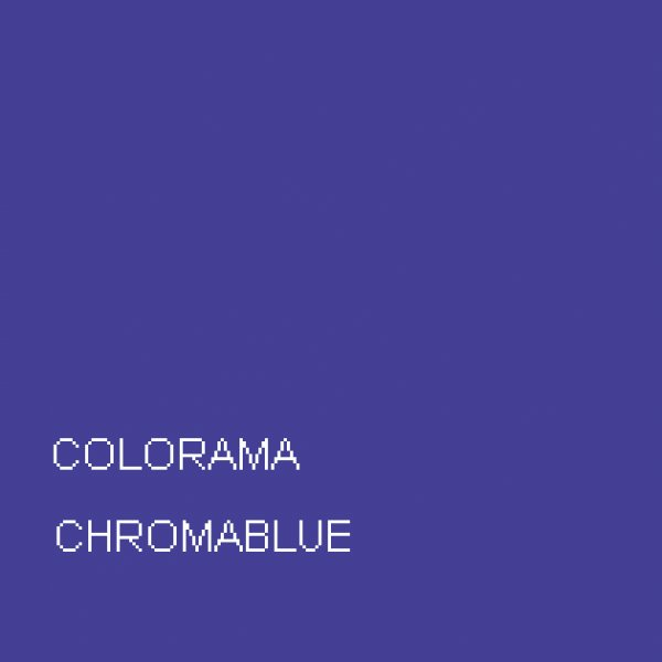 Colorama Colorama Background Paper Chromakey Blue 2.72 x 11m