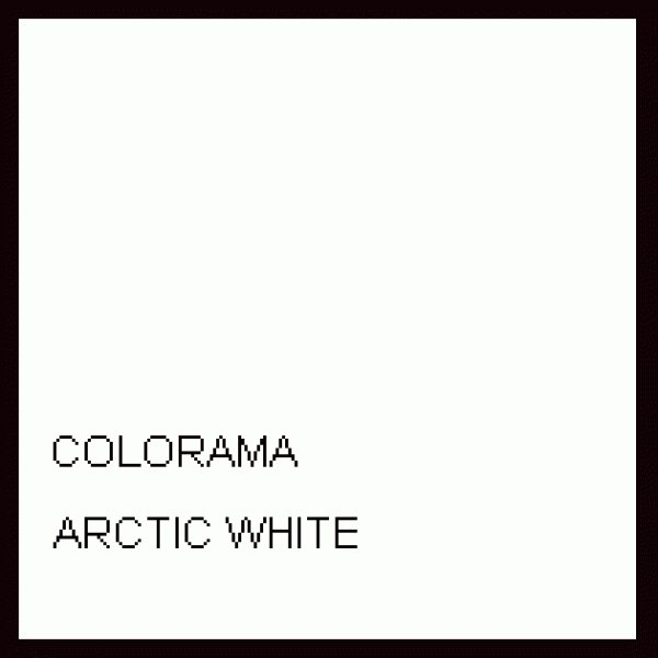 Colorama Colorama Background Paper Arctic White 1.35 x 11m