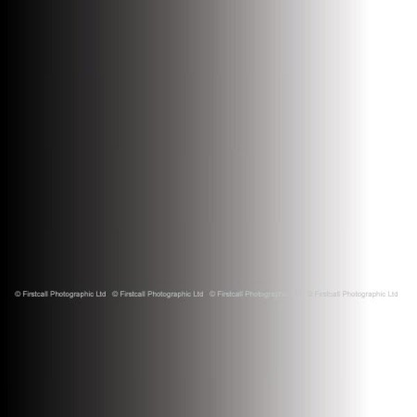 Colorama Colorama Background Graduated PVC 301 Black to White
