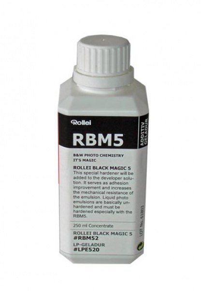 Rollei Rollei Black Magic RBM5 Developer Hardener, 250ml