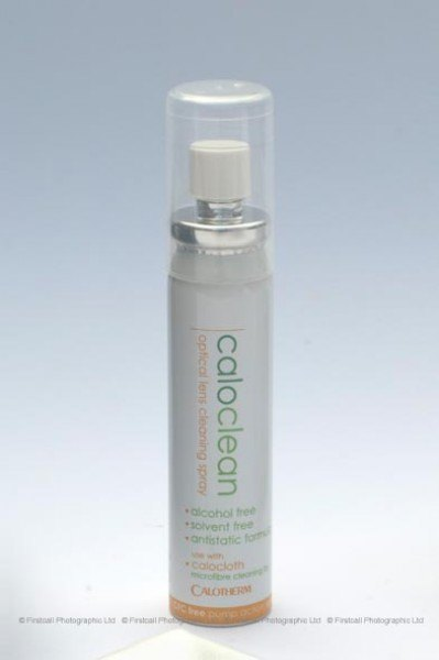 Calotherm Calotherm Lens Cleaning Spray, Caloclean, 25ml